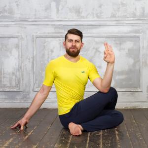 Гонг медитация с Дмитрием Казаковым (трансляция живого класса) / 1 час