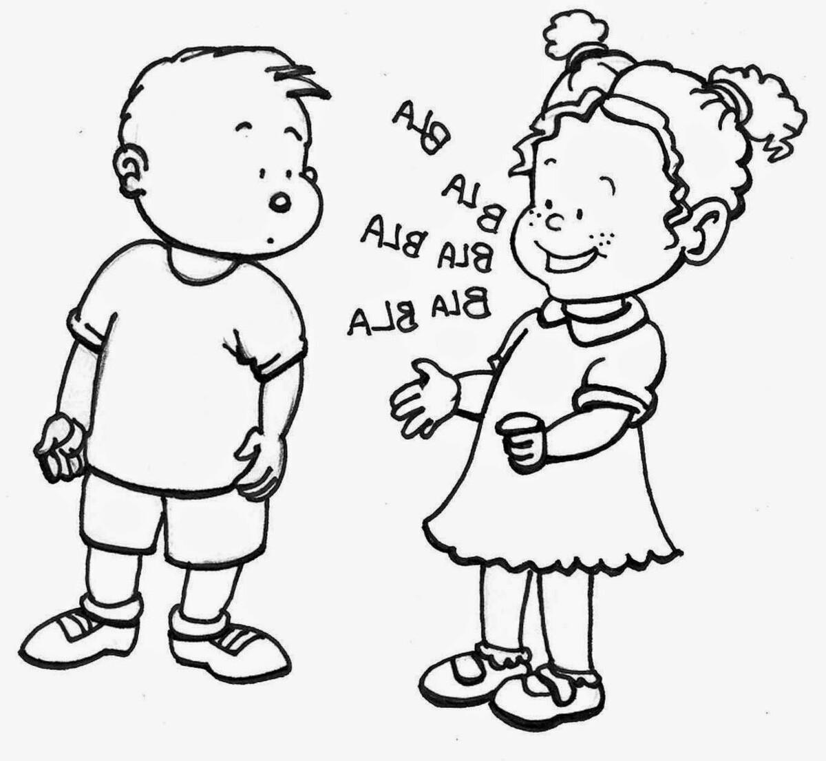 Диалоги картинки для детей, надписью выпускники открытка