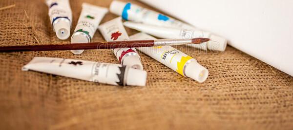 Советы для желающих начать рисовать масляными красками.